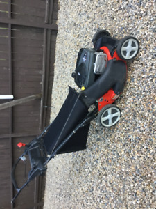 "21"" Snapper Hi Vac Self Propelled Lawnmover"