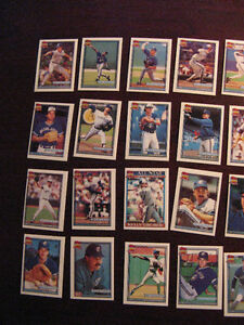 1991 Topps Toronto Blue Jays Baseball Mini Team Set Belleville Belleville Area image 3