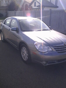 2008 Chrysler Sebring touring Sedan-new brakes