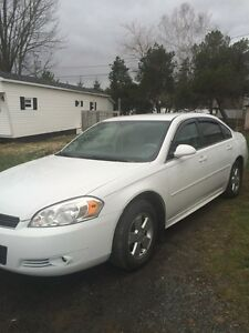 For sale 2010 Chevrolet Impala LT