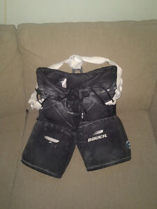 Bauer goalie shorts