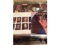 Over 40 Vinyl singles & albums
