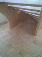 Hardwood , Laminate and tiles installation