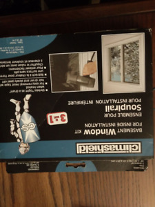 Selling 7 New Window Film layer heater insulation, 2 boxes