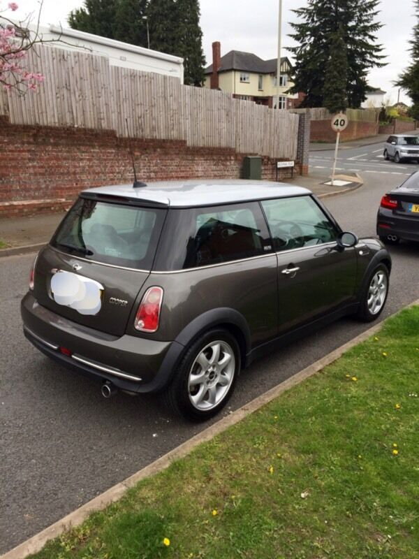 mini cooper park lane special edition 06 plate reduced price email for any info in stourbridge. Black Bedroom Furniture Sets. Home Design Ideas