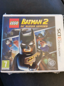 Nintendo Ds3 Batman 2