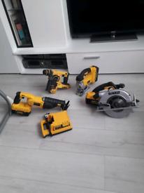 Dewalt 36V power tools