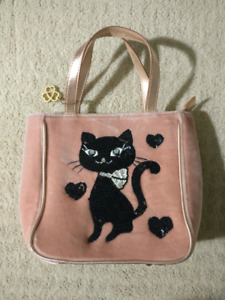 Che Che New York Purse - Cute Kitten