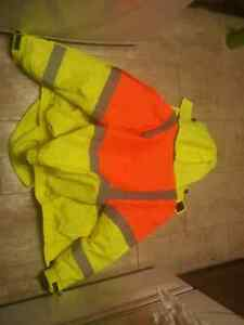 3 in 1 hi vis 2xl bomber jacket