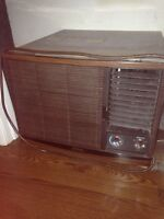 Large old super cold air conditioner