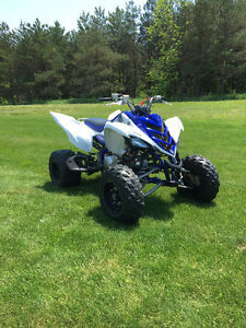 MINT 2007 Yamaha Raptor 700r Special Edition
