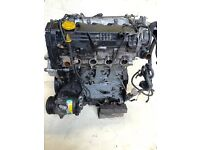 Zafira Engine code Z19DT