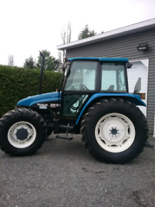 Tracteur New Holland 1998