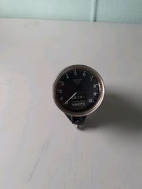 Boat speedometer