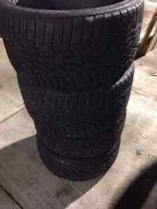 """19"""" Dunlop SP Winter Sport 3D"""