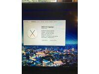 Apple MacBook Pro, 500gb, 16gb ram upgraded 13 inchs