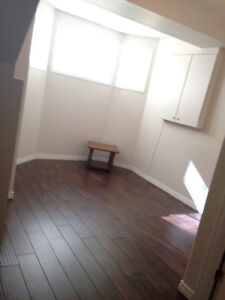 1 bedroom washroom kitchen to rent @Meadows, right away avail