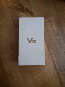 LG V20  MINT 64 GB MODEL 4 GB RAM 5.7""