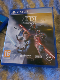 Star wars jedi the fallen order ps4