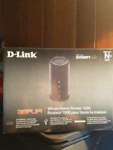 D-Link Router 1000, Wireless-N (DIR-645) Brand New..New price!