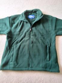 Brand new unworn fleece jacket size XL