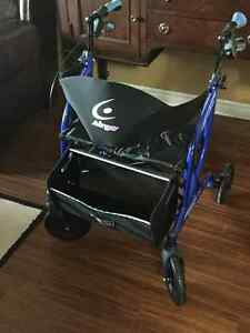 Airgo Excursion XWD Rollator and Walker