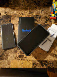 Unlocked Samsung Galaxy Note8 ... mint condition