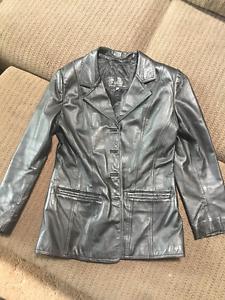 Women's La Salle Leather Jacket