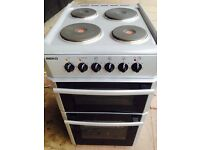 £120 BEKO ELECTRIC COOKER WITH FAN OVEN