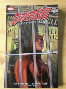 Daredevil: Ultimate Collection 1 comic book/trade paperback