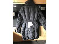 Mamalicious maternity coat size m bnwt
