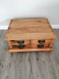 Coffee / apothecary table