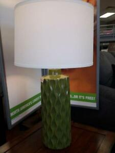 *** USED *** ASHLEY SALINDA LAMP (2/CN)   S/N:51204062   #STORE507