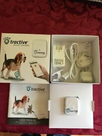 Tractive real time GPS Tracker