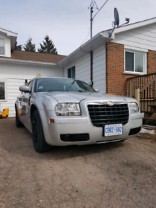 2008 Chrysler 300 SRT kit