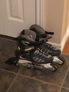 REDUCED TO SELL! Solomon Roller Blades-Women's Size 8 Cornwall Ontario image 4