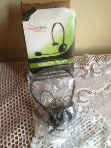 Rocketfish gaming xbox 360 Chat Headset