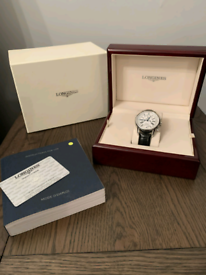 **Longines Master Collection Men's Watch**