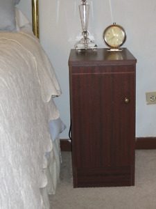 Bedside Tables/Cupboards/pair