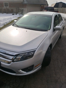Safetied 2011 Ford Fusion SEL