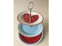 Afternoon tea / cake stand