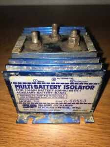 sure power indudtries 70 amp multi battery isolater