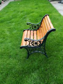 Cast iorn Garden chair