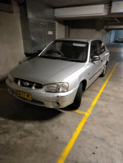2000 Hyundai accent Tweed Heads West Tweed Heads Area Preview