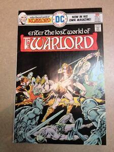 # 1 Warlord Comic