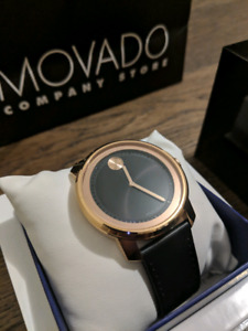 Movado Men's Rose Gold Watch