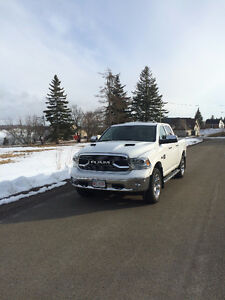 2015 Ram 1500 Longhorn Limited Crew Cab REDUCED..