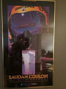 Saudan Couloir Posters for Sale