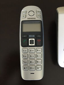 Siemens Gigaset E365 1.9 GHz Single Line Cordless Phone Kitchener / Waterloo Kitchener Area image 4