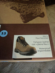 Prospector Leather Boots - never worn